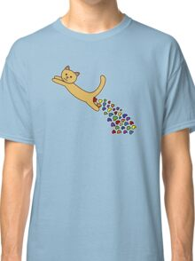 Thinking of you Rainbow + Greeting Card Classic T-Shirt