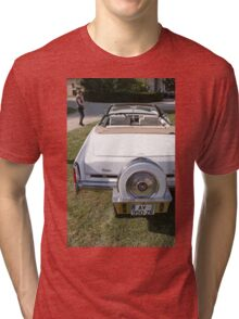 "Car  Beautiful American...   Wow ... what a beautiful car .. "" My Dream "" 12(c)(t) by Olao-Olavia / Okaio Créations with fz 1000  2014 Tri-blend T-Shirt"