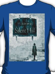 Welcome To Silent Hill T-Shirt