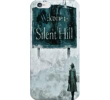 Welcome To Silent Hill iPhone Case/Skin
