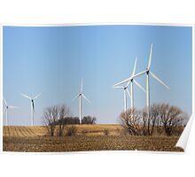 Turbine Farming Poster