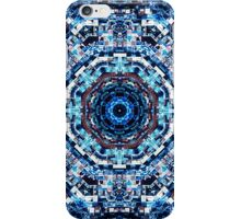 Glitch Kaleidoscope #4 iPhone Case/Skin