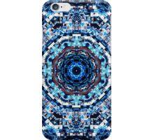 Glitch Kaleidoscope #4 iPhone Case/Skin