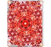 Glitch Kaleidoscope #5 iPad Case/Skin