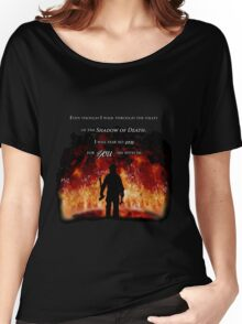 Firefighter Tribute Women's Relaxed Fit T-Shirt