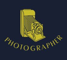 Photographer VRS2 Baby Tee