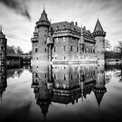 Kasteel de Haar by Chopen