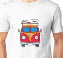 Vintage Surf Unisex T-Shirt
