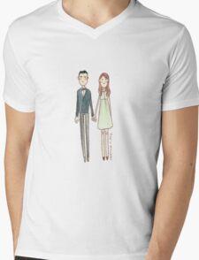 Lizzie Bennet Diaries - Dizzie Mens V-Neck T-Shirt