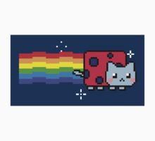 Nyan Catbug by Jacqueline Chu