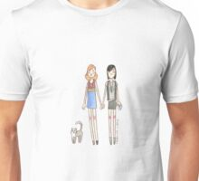 Lizzie Bennet Diaries - Kitty, Lydia, Mary Unisex T-Shirt