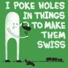 Making Swiss Happen by pbandn