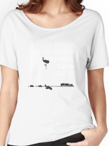 Making Swiss Happen Women's Relaxed Fit T-Shirt
