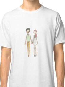 Lizzie Bennet Diaries - Fitz and Lizzie Classic T-Shirt