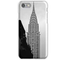 New York [b&w] IV iPhone Case/Skin