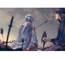 Gintama - Dawn Photographic Print