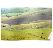 Pastoral in Green Poster