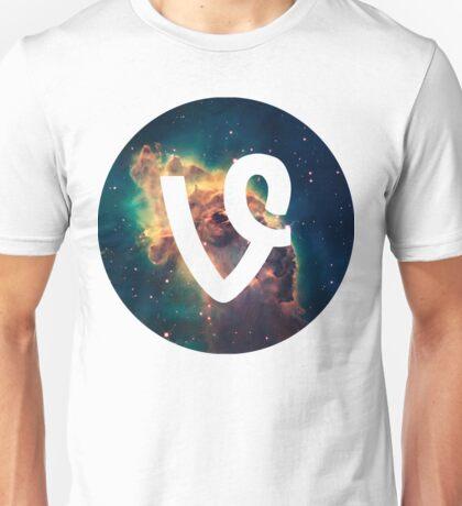 Galactic Vine  Unisex T-Shirt