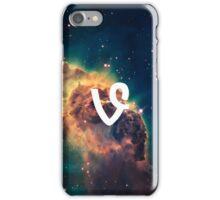 Galactic Vine  iPhone Case/Skin