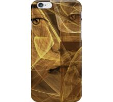 love don't live here anymore [smoky matte rendition] iPhone Case/Skin
