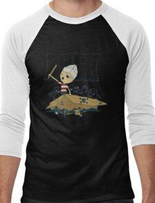 Garr Men's Baseball ¾ T-Shirt