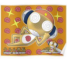 Kururu Souchou Poster