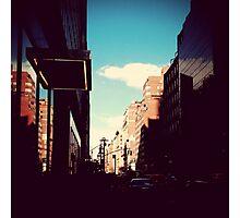 Vintage NYC Photographic Print