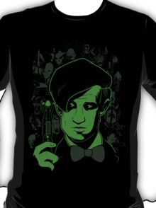 The Most Feared Being - Doctor Who T-Shirt