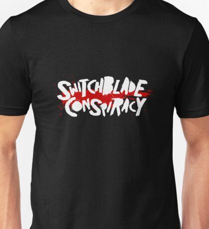 Switchblade Conspiracy Unisex T-Shirt