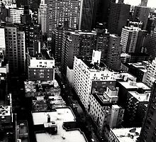 NYC Texture Two by Guilherme Pontes