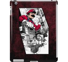 Don't feed him mushrooms iPad Case/Skin
