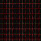 02223 Phantom Irish, (Unidentified #45), Tartan Fabric Print Iphone Case by Detnecs2013