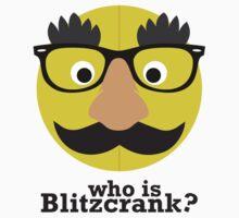 Who is Blitzcrank? Kids Tee