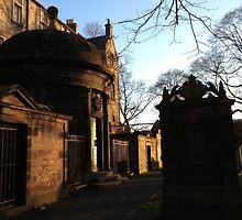 Mackenzie's Tomb by Talia Felix