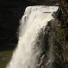 Burgess Falls by GraNadur