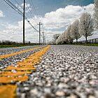 Down the Road by Jim Semonik