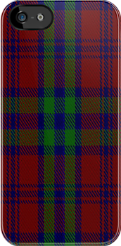 02239 Let Sleeping Dogs (Unidentified #61) Fashion Tartan Fabric Print Iphone Case by Detnecs2013