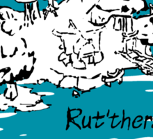 Rut'Theran Sticker