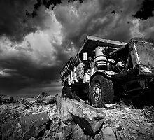 Storm Dump by Bob Larson