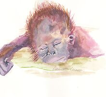 Monkeyin' Around by daniyellow