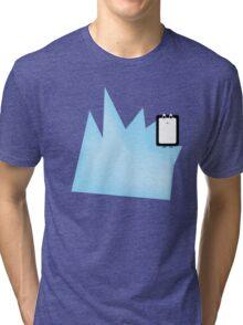 Iceberg Penguin Tri-blend T-Shirt
