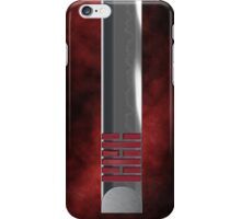 Storm Shadow's Katana 1 iPhone Case/Skin