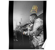 Kendrick Lamar - Born Sinner Poster