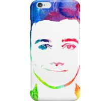 chris rainbow iPhone Case/Skin