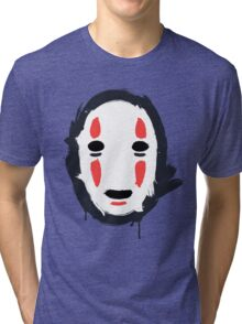 The Mask that Hides Tri-blend T-Shirt
