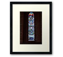 Anglican Cathedral, Stanley, Falkland Islands Framed Print