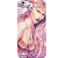 Into the Night iPhone Case/Skin