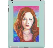 The Girl Who Waited iPad Case/Skin