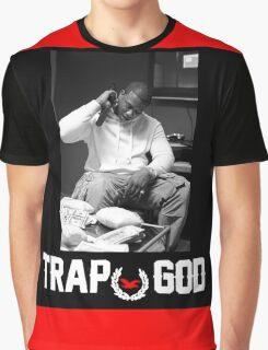 Gucci Mane The Ice Cream Man Graphic T-Shirt