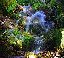 MountainSide Trickle by Nazareth